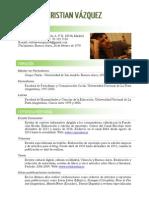 CV Cristian Vázquez 2014.pdf