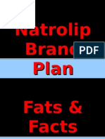 Natrolip Brand Plan