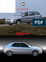 Citroen Xsara II Manual de Taller (2000 - 2005)