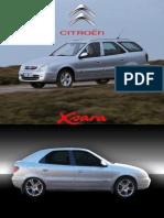 Citroen Xsara II Manual de Taller (2000 - 2005)