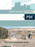 Solid Waste Management - INDIA