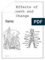 the effects of growth and change workbook