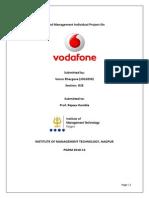 Vodafone Brand Management