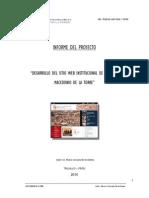 Proyecto Final Del Sitio Web Esfap