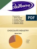 Product Life Cycle-Cadbury