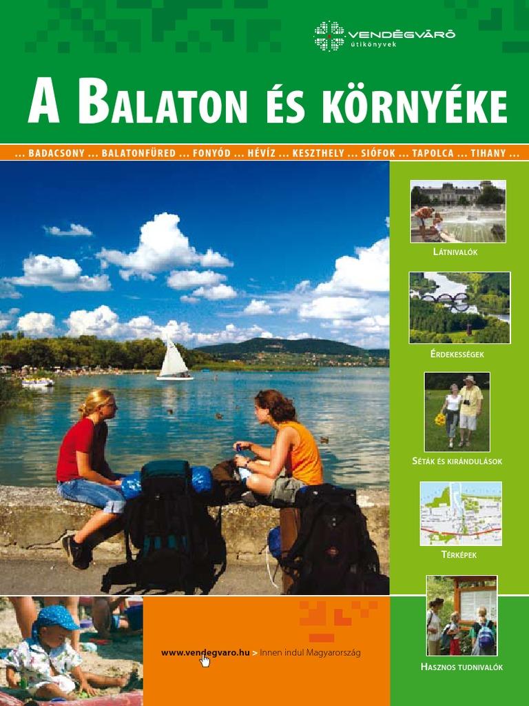 A Balaton és környéke ade34ed061