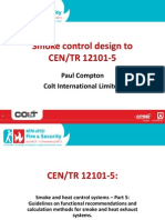 Smoke Control Design - En12101-5