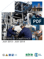 Training Brochure July 2013 to July 2014 Low Res