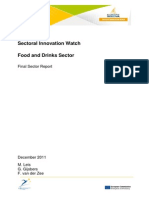 Sector Report Food
