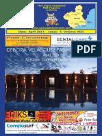 Costa Cálida Chronicle April 2014
