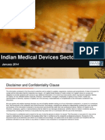 Indian Medical Devices Sector Report