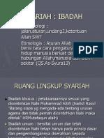 Syariah (Xi)