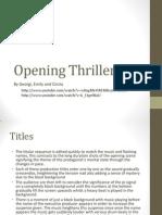 Opening Thriller - Pi[1]