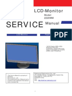 Samsung 2220WM Service Manual