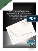 Manual Calculo de Curvas IDF