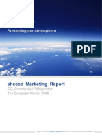 Shecco CO2 Commercial Refrigeration European Market 2009 LARGE