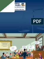 Procedimiento Que Se Sigue en Los Juicios de Nulidad Contra Los Actos Administrativos de Efectos Generales y Particulares