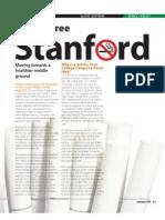 Smoke Free Stanford
