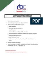 Format Rancangan Perniagaan RBC