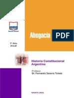 1o Ano - Historia Constitucional Argentina - Todas Las Sedes (1)