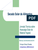 Enrique Chavez_Secado Solar de Alimentos 2010