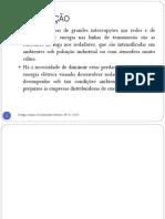 Design e Ensaio de Isolamento Externo (1)