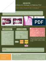 Histologia(Poster Gengivite)