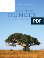 A Common Hunger - Land Rights in Canada and South Africa