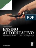 LIVRO Ensino Autoritativo