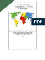 8.2. Pedum Penyelenggaraan Promosi Internasional Rev 2 Januari 2012