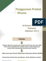In House Trainning Farmasi