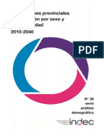 Proyecciones Prov 2010 2040