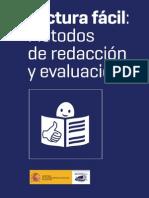 Lectura fácil métodos de redacción y evaluación - Feaps Madrid