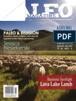Paleo Magazine April:May 2013