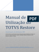 Manual - ToTVS Restore-1
