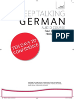 Keep Talking German in 10 Days (Teach Yourself)