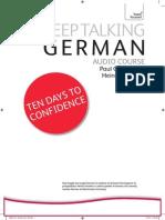 Keep Talking German in 10 Days (Teach Yourself)