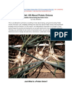 Booklet All About Potato Onions