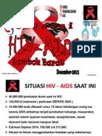 Dikes Lobar Hiv-Aids Lobar 2012