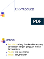 1-Introduction to Psychiatry