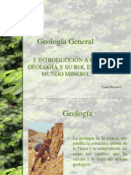 Geologia General I Unidad