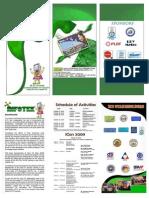 Infotek '09 Brochure