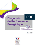 Guide_recommandations Diagnostic Energetique Menawatt Algerie Dz _v3