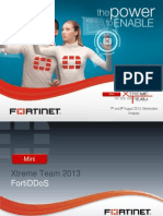 Ftnt Minixte13 -At Fortiddos