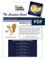 Grand Ledge High School Newsletter April 2014