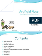 Artificial Olfactory System