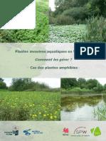 Gérer les plantes invasives aquatiques