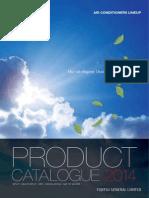 Catalog Fujitsu 2014