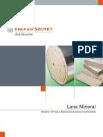 tLana Mineral y Acustica