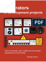 Generators in development projects